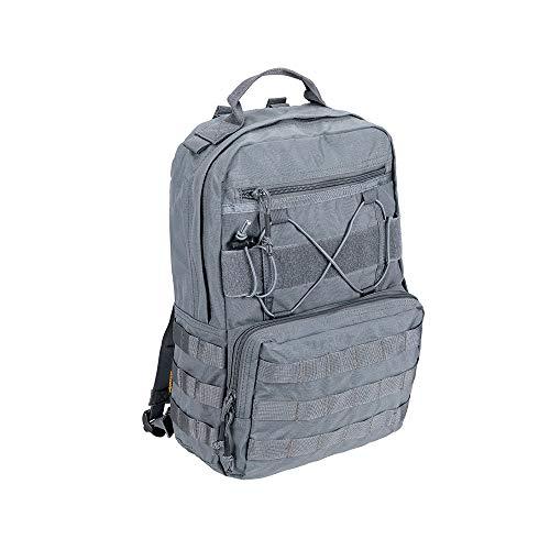 EXCELLENT ELITE SPANKER Outdoor Hydration Backpack Bundle Packs Water Bladder Carrier for 3L Water Bladder(Grey)