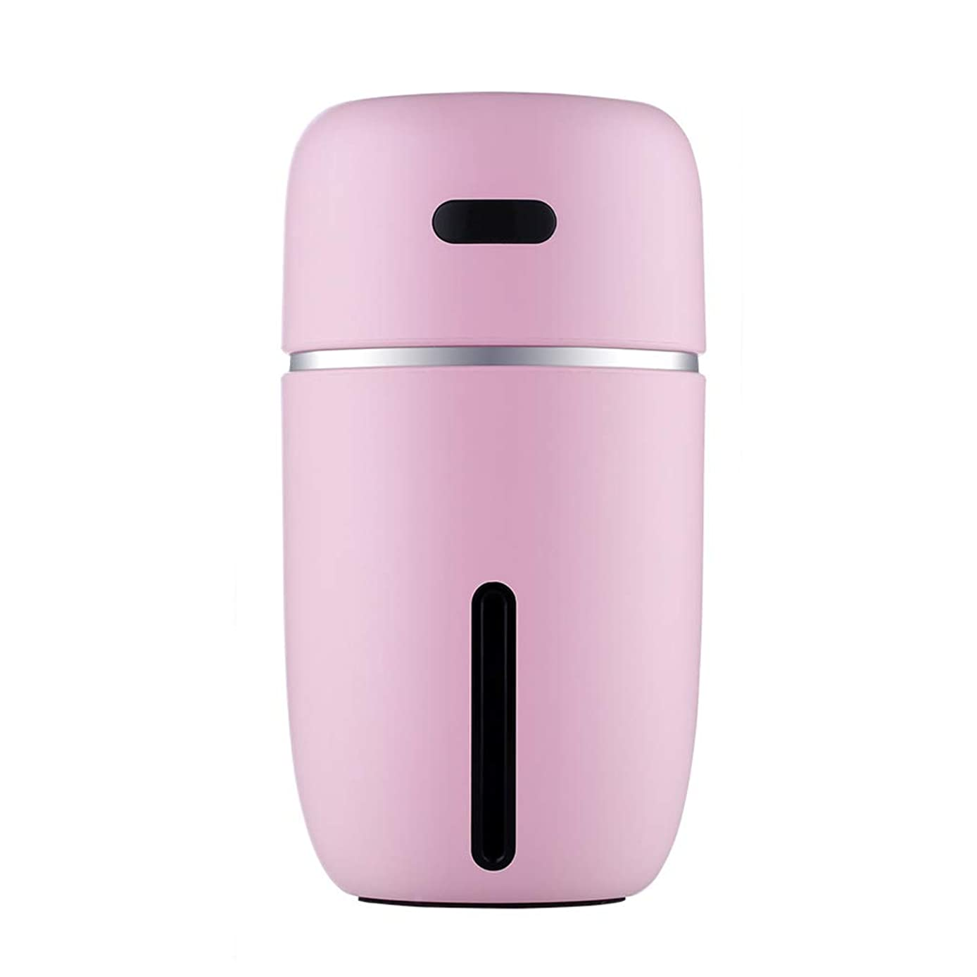ミニ車ホーム加湿器3で 1 USB 水メーターオフィス空気清浄器ディフューザーオフィスホーム研究ヨガスパ (ブラック/ブルー/ホワイト/ピンク),A