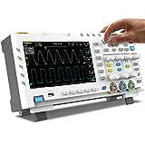 Osciloscopio digital, FNIRSI 1014 D 2 en 1 Multímetro Osciloscopio Kit de osciloscopio profesional portátil con 2 canales, pantalla de 7 pulgadas, 100MHz * 2.1GSa / s (FNIRSI-1014D)