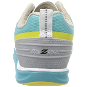 Altra Women's Intuition 2 Running Shoe,Blue,6.5 M US
