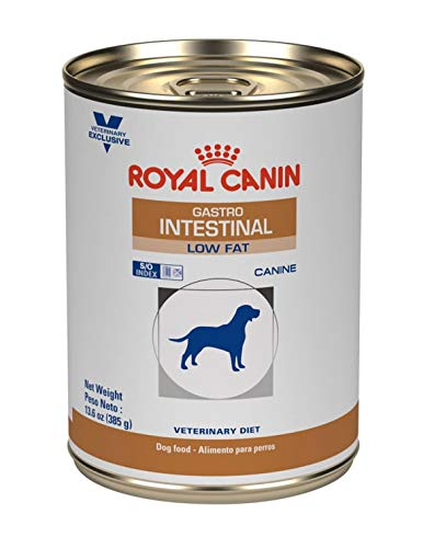 ROYAL CANIN Vet Diet Gastro Intestinal Low Fat, 1er Pack (1 x 200 g)