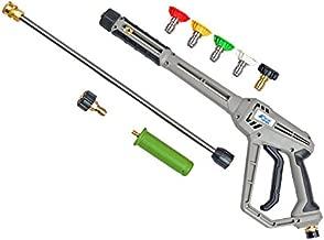 Blue Hawk 4200-PSI Pressure Washer Spray Gun Kit