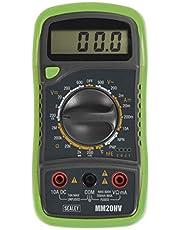SEALEY mm20hv Digitale multimeter 8 functies met thermoelement Hi-Vis