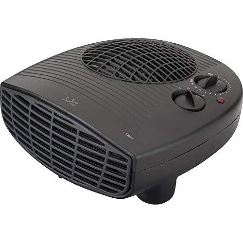 Jata - Calefactor Horizontal 2000 W Negro