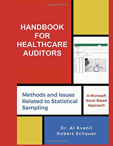 Handbook for Healthcare Auditors: Methods and Issues Related to Statistical Sampling