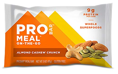 PROBAR - Meal Bar, Mocha Almond Fudge, Non-GMO, Gluten-Free, Certified Organic, Healthy, Plant-Based Whole Food… 4