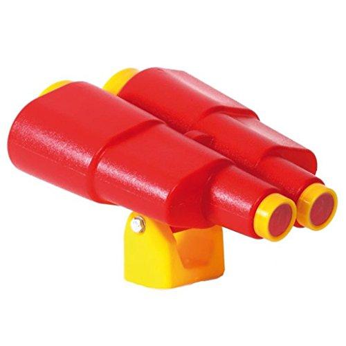 Swing King Spielzeug-Fernglas Kinder Spielturm Kletterturm Rot und Gelb 2552029