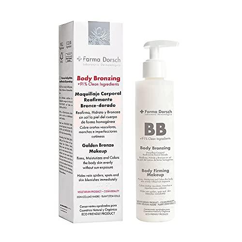 Farma Dorsch Body Bronzing BB Maquillaje Corporal 200ml