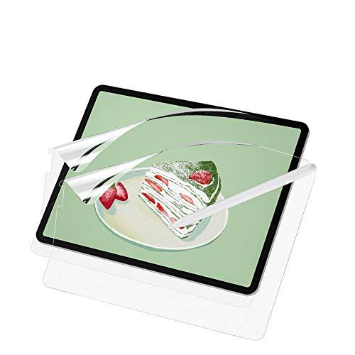 """SAEYON [2 Pezzi Non di Vetro Pellicola Protettiva per Apple iPad PRO 4 12.9 2021/ iPad PRO 3 12.9 2018/ iPad PRO 2017/2015, Matte Protezione Schermo per iPad 12,9"""", Scrivere Paper-Feel Opaca Carta"""