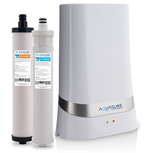 Aquasure Dash Series Countertop Drinking Water Filter System D200UF