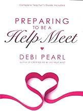 Preparing To Be a Help Meet