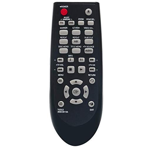 VINABTY AK59-00110A AK5900110A Sostituire il telecomando per Samsung il lettore DVD DVDC500 DVD-C500 DVD-C500 DVD-C500/XAAA DVD-C501 DVDC501