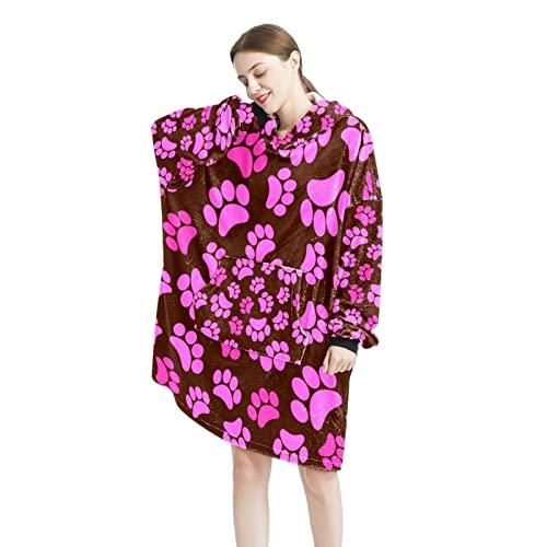 Serpentine - Sudadera con capucha para hombre y mujer, manga larga, con bolsillos, talla única, Color-11, Talla única