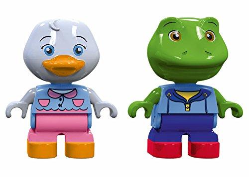 BIG Spielwarenfabrik 8700000235 AquaPlay Lotta & Nils Spielzeug