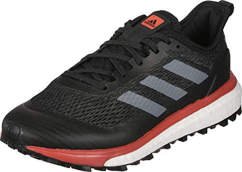 adidas Damen Response Trail Traillaufschuhe, Grau (Carbon/Acenat/Esctra 000), 40 EU