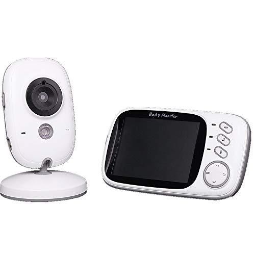 Skdvy 2.4G Wireless Baby Monitor Baby Monitor Baby Monitor Zweiwegwechselsprechanlagefunktion (Size : Australian regulations)
