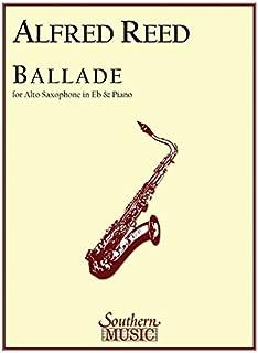 Ballade: Alto Sax