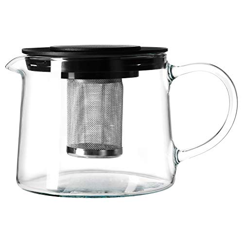 IKEA 402.978.48 Riklig theepot, glas