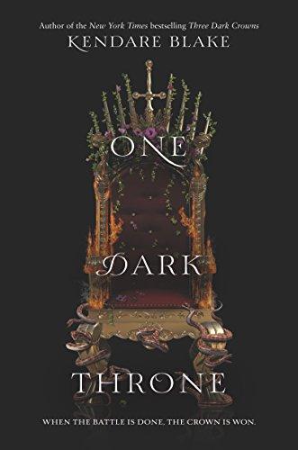 One Dark Throne (Three Dark Crowns Book 2)