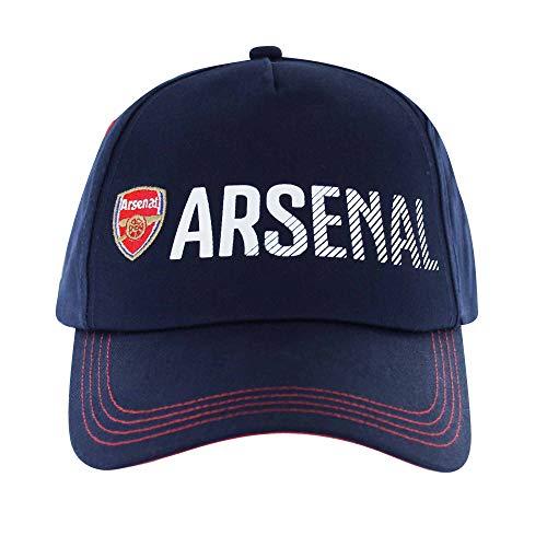 Gunners Official Arsenal FC Crest Premier League Baseball Cap
