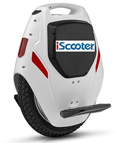 "iScooter Monoruota 14"" Bianco"