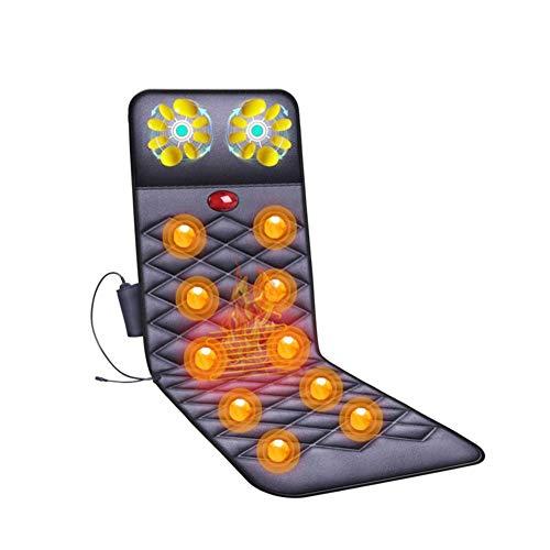 Multi-Funktion Elektrische Heizung Körper Massage Matratze Kneten Vibration Massage Kissen Für Haus Voller-körper Massage,Usstecker