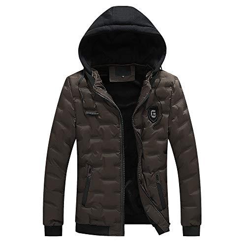 B-COMMERCE Mix Herren Winterjacke Übergangsjacke Steppjacke Funktionsjacke Modernjacke Kapuzenjacke Windjacke Hoodie Funktionsjacke Casual Sportswear