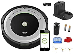 iRobot Roomba 690 (Wi-Fi Connected)