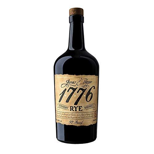 1776 Whiskey James E. Pepper 1776 Rye 100 Proof Bourbon Whiskey (1 x 0.7 l)