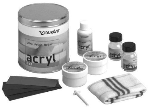 Duravit Pflege- und Reparaturset für Acryl Badewannen, Art. 790302