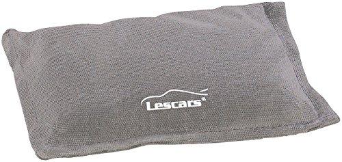 Lescars Luftentfeuchter Tresor: Wiederverwendbarer Luftentfeuchter, 250 g Silika-Gel für 50 ml Wasser (Luftentfeuchter-Beutel)