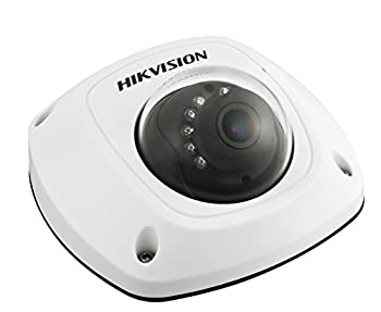 Hikvision USA DS-2CD2542FWD-IWS  6MM  Compact Dome Camera 4 mp WDR IR to 30 M WiFi 3 Axis IP66 PoE/12VDC