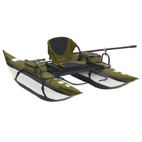 Best Buy! Classic Accessories Bozeman Inflatable Pontoon Boat With Backpack