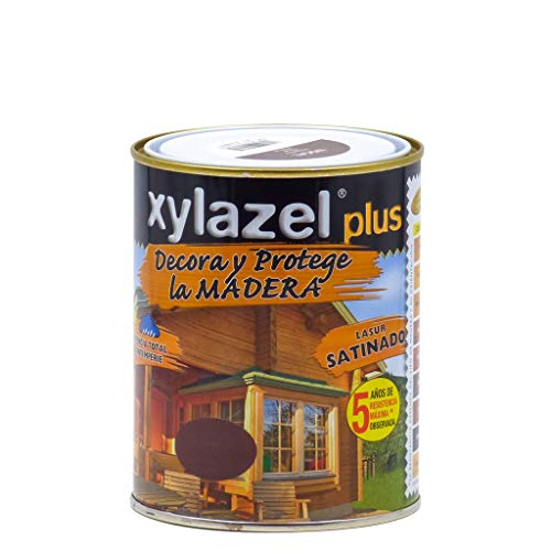 Xylazel M57982 - Decor satinado roble claro 750 ml
