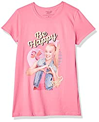 JoJo Siwa Pink Be Happy Shirt