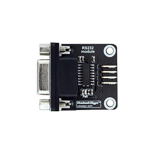 Módulo electrónico Módulo RS232 con conector DB9 for A-r-d-u-i-n-o - Los productos que funcionan con el oficial de A-r-d-u-i-n-o tableros 20pcs Equipo electrónico de alta precisión