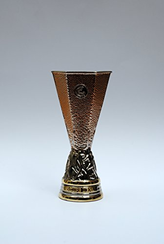 UEFA EUROPA LEAGUE Pokal 150 mm, Silber, 150mm (15cm)