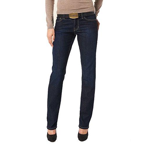 MUSTANG Damen Straight Leg Jeans Emily Hüftjeans Strechdenim...