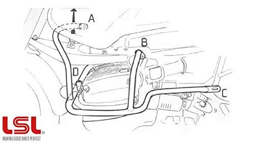 LSL Motorrad Sturzbügel R 1150 GS