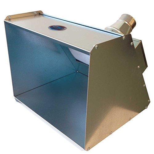 Paasche Airbrush HSSB-22-16 Hobby Spray Booth, 22' Width, Silver