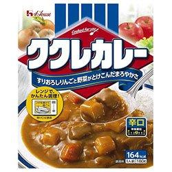 12位:ハウス食品『ククレカレー 辛口』
