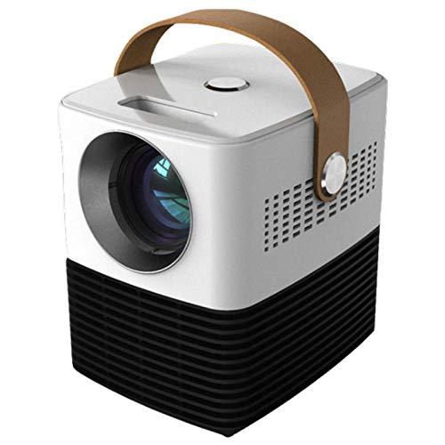 0℃ Outdoor Proyector, Proyector Portátil y Admite 1080p, Conexión WiFi y Bluetooth, Sistema de Enfriamiento Eficiente y Antipolvo, Corrección Trapezoidal Digital, Compatible con PS5/PS4/PC/XBOX
