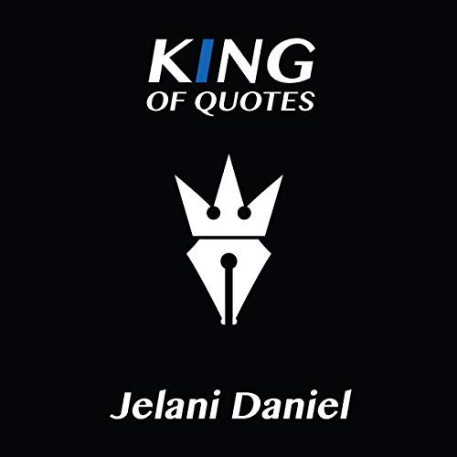 King of Quotes audiobook cover art