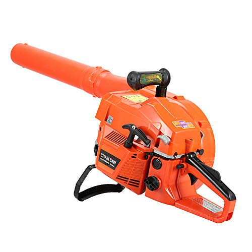 Review WSNLDY Garden Leaf Blower Vacuum Shredder, 2-Stroke Petrol Engine, Portable Knapsack High Pow...