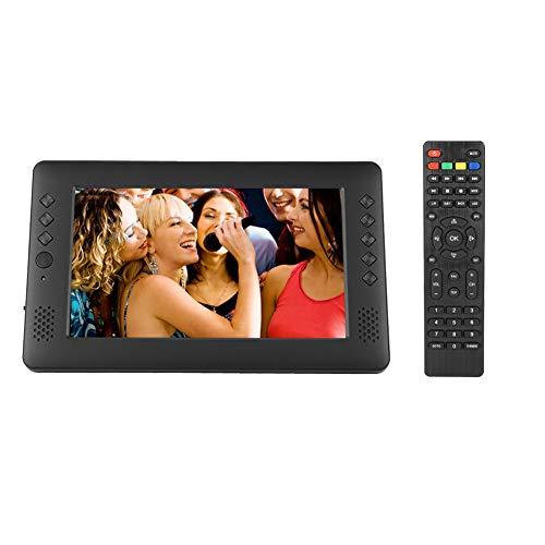 Garsent Televisión LCD portátil de 10 Pulgadas
