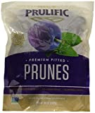 Prulific Premium Pitted Prunes, 48oz - (Pack of 3)