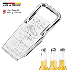 MADE IN GERMANY HIGH QUALITY KITCHENWARE: Westmark's Resealable Beer Bottle Opener is among the best in the world and is rated to be one of the best kitchenware brands available today. MATERIAL: Each product is made using high quality tempered steel ...
