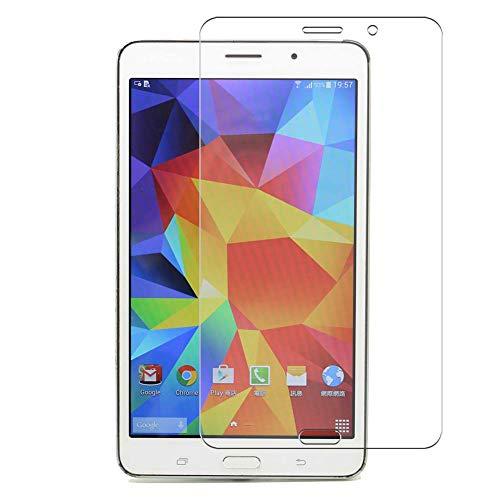 Vaxson 4 Unidades Protector de Pantalla, compatible con Samsung Galaxy Tab 4 T235 / T235 7' [No Vidrio Templado] TPU Película Protectora