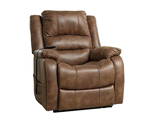 Signature Design by Ashley Power Lift Oversized Recliner