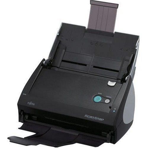 Fujitsu ScanSnap S500 - Escáner (216 x 356 mm, Escáner alimentado con hojas, CCD, 50 hojas, A4, A4,A5,A6)